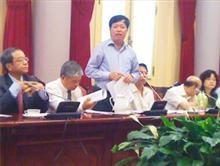 Thứ trưởng Nguyễn Minh Huân nhấn mạnh nhiều điểm mới trong Bộ luật Lao động sửa đổi.