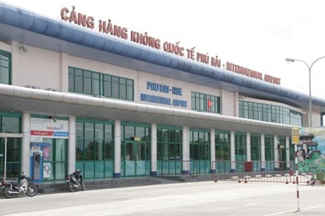 Vé máy bay  Nội Bài đi Phú Bài