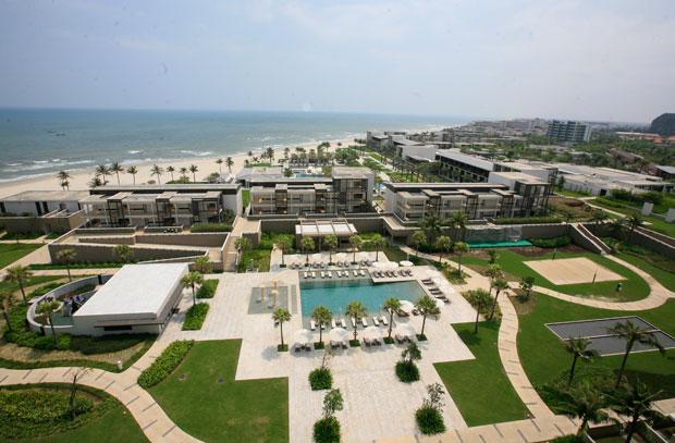 Khách sạn và Resort: Thị trường cho vật liệu xanh