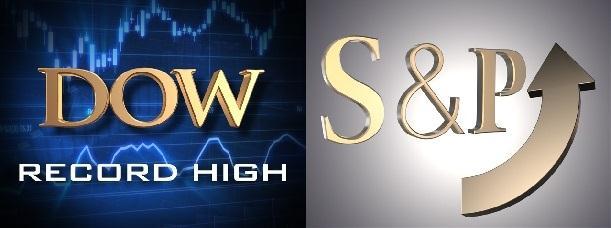 Kỷ lục mới cho Dow Jones và S&P 500, Nasdaq cao nhất 14 năm