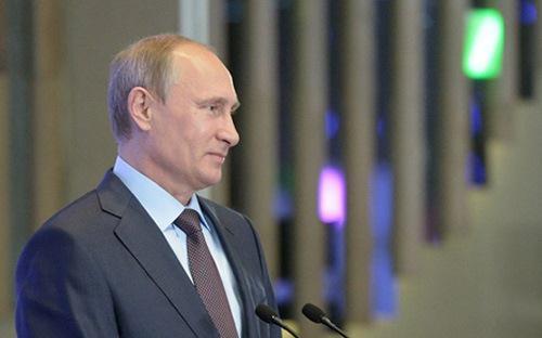 Putin bắn tín hiệu hòa giải đến phương Tây