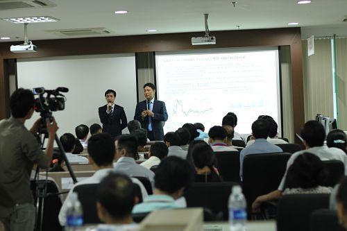 Ông Yun Hang Jin (KIS): Nửa cuối năm đà tăng VN-Index bị suy yếu nhưng có thể lên 650 điểm
