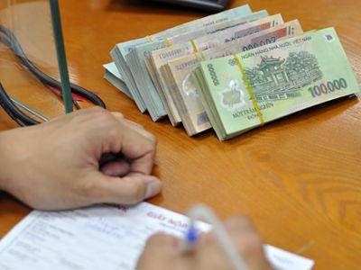 Bội chi ngân sách gần 90,000 tỷ đồng trong 8 tháng đầu năm