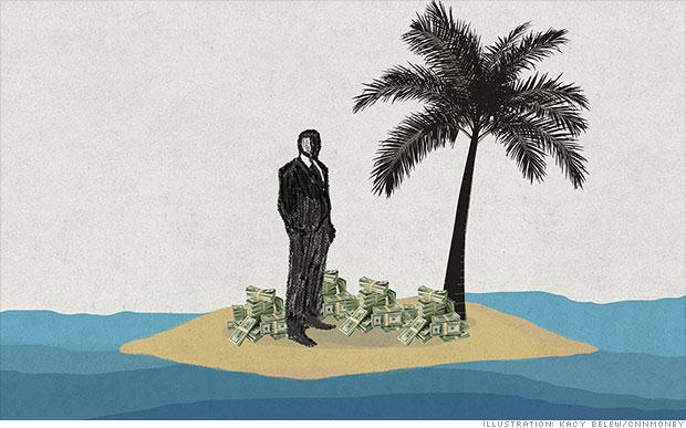 Các đại gia Mỹ né thuế thu nhập thế nào và bao nhiêu?