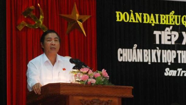 Ông Nguyễn Bá Thanh đi Mỹ chữa bệnh