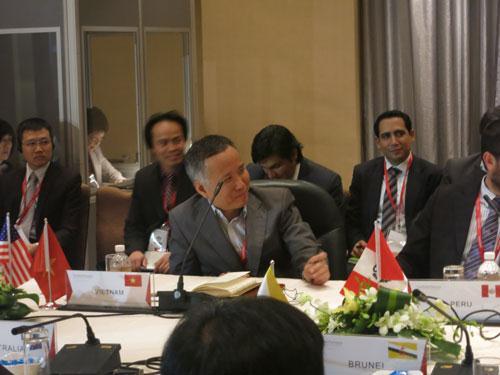 Đàm phán TPP tại Hà Nội đạt tiến bộ quan trọng
