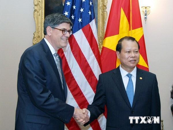 Đề nghị Mỹ có giải pháp mở lại kênh vốn vay ODA cho Việt Nam