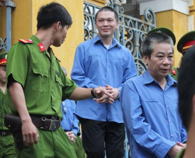 Vụ đội giá thiết bị lặn: Đề nghị 3 án tử hình