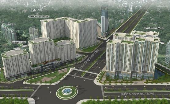 Năm Bảy Bảy: Cuối tháng 10 sẽ mở bán dự án City Gate