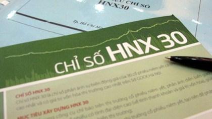 PVX bị loại ra khỏi rổ HNX30