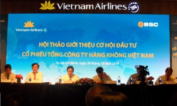 Vietnam Airlines sẽ IPO vào 14/11, bạn có muốn trở thành ông chủ?