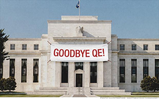Fed chính thức tuyên bố chấm dứt hoàn toàn QE3
