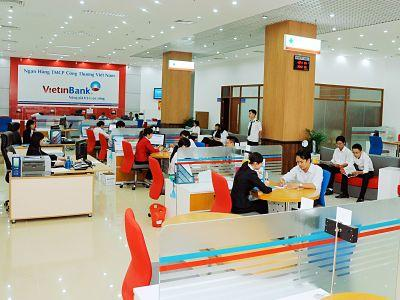 VietinBank dẫn đầu khối ngân hàng về lãi 9 tháng đầu năm