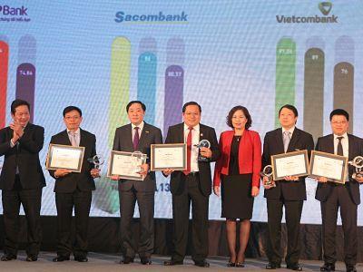 Dịch vụ ngân hàng điện tử của Sacombank được yêu thích nhất Việt Nam 2014