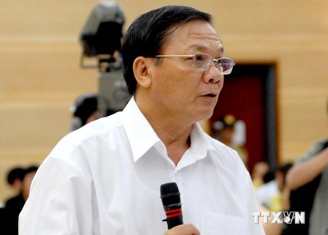 Ủy ban Kiểm tra TW ra thông cáo báo chí về ông Trần Văn Truyền