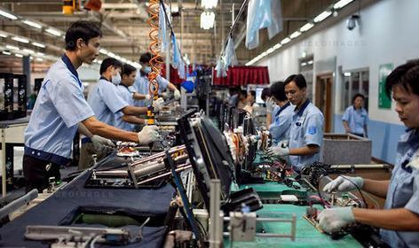 Sản xuất công nghiệp Hà Nội tăng 4.6% trong tháng 11