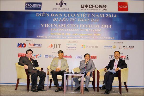 Ông Nguyễn Xuân Thành: Việt Nam sẽ thoát khỏi thời kỳ tăng trưởng chậm vào năm 2015