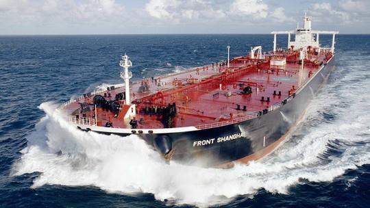 Hàng loạt siêu tàu chở dầu hối hả tới Trung Quốc