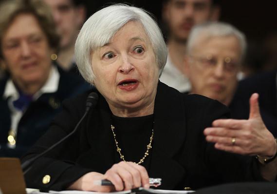Fed lạc quan về tăng trưởng Mỹ, mở rộng cửa hơn với việc nâng lãi suất