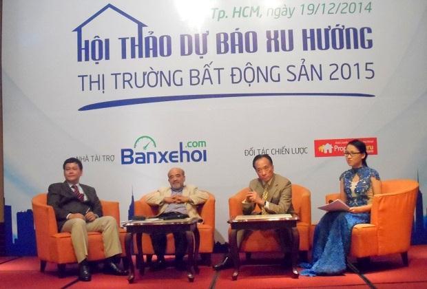 TS Nguyễn Trí Hiếu: Lãi suất huy động sẽ giảm từ 0.5-1% trong năm 2015