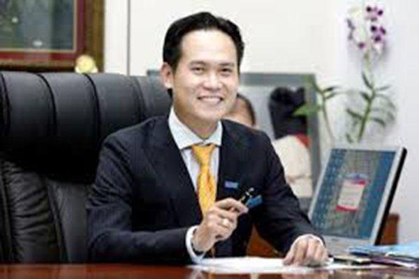 """Chủ tịch Đặng Hồng Anh: """"Sacomreal mua vào CP để bình ổn giá"""""""