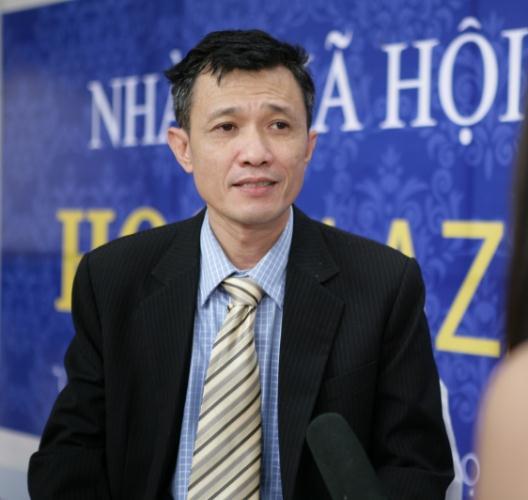 TS Trương Thái Sơn (HQC): Bất động sản 2015 sẽ thanh lọc và loại bỏ doanh nghiệp yếu