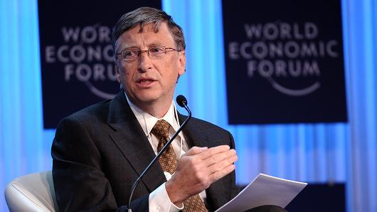 Bill Gates lần thứ 16 thành tỷ phú giàu nhất thế giới, Warren Buffett vào lại top 3