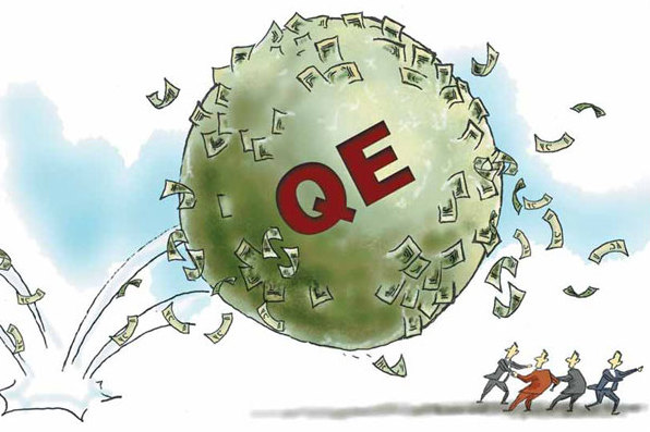 360 độ về các gói QE trên toàn cầu   Vietstock