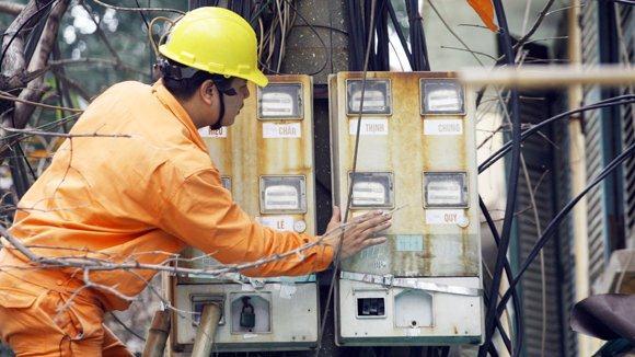 Từ 16/3: Giá điện tăng 7,5%, lên1.622 đồng/kWh