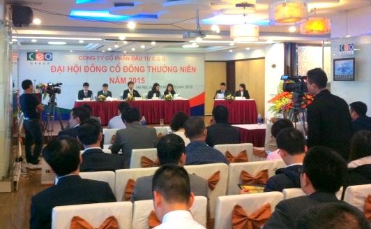 ĐHĐCĐ CEO: Sẽ tung hàng nghìn sản phẩm nghỉ dưỡng tại Phú Quốc