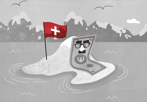 Tài khoản trốn thuế tại ngân hàng Thụy Sỹ hết… bí mật