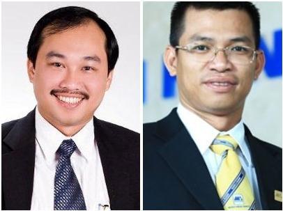 Sếp Tổng và Phó của NamABank được đề cử vào HĐQT Eximbank