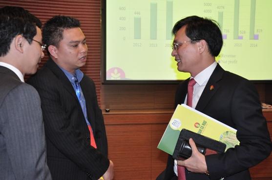 CEO Đạm Cà Mau: Ngoài Mitsui, đối tác Hàn Quốc cũng muốn làm cổ đông chiến lược