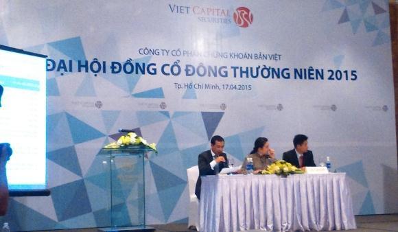 ĐHĐCĐ Chứng khoán Bản Việt: Kế hoạch thận trọng vì VN-Index thời gian tới rất khó đoán