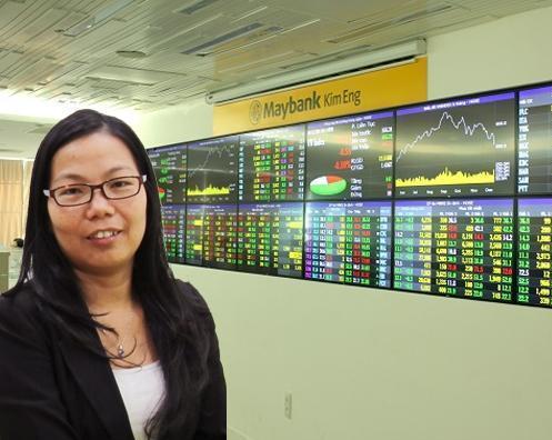 Bà Nguyễn Thị Ngân Tuyền (MBKE): VN-Index sẽ dao động quanh 580 điểm vào cuối quý 2