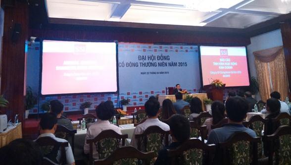 ĐHĐCĐ SSI: Con trai Chủ tịch Nguyễn Duy Hưng trúng cử vào HĐQT