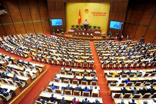 Quốc hội lo lắng đầu ra cho nông sản trong phiên khai mạc