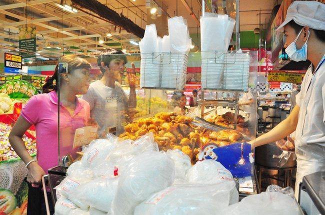 TPHCM: Chỉ số giá tiêu dùng tháng 5 tăng 0,3%