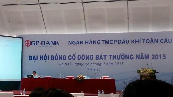 GPBank: NHNN sẽ mua lại giá 0 đồng?