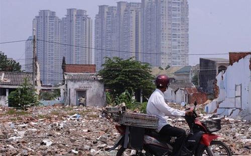 Chính phủ yêu cầu quản chặt các khoản vay bất động sản