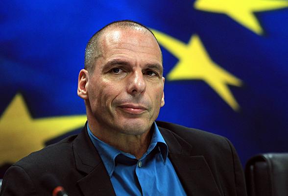 Bộ trưởng Bộ Tài chính Hy Lạp bất ngờ từ chức
