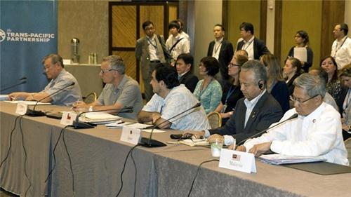 Những rào cản còn lại tại đàm phán TPP