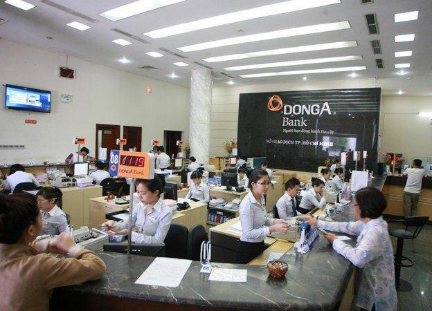 DongABank thay kế toán trưởng
