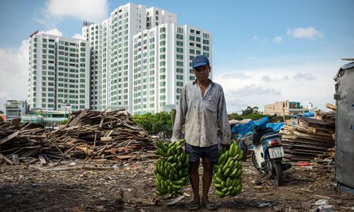 Thu nhập người Việt đi sau Hàn Quốc, Thái Lan hàng chục năm