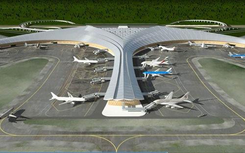 san bay long thanh e0bda Nước Mỹ tìm hiểu về dự án cảng hàng không quốc tế Long Thành