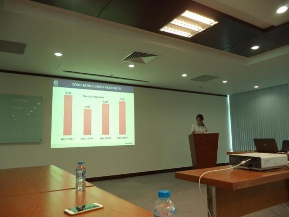 Nhà đầu tư ngoại đến tìm hiểu về chứng khoán tăng mạnh trong quý 3