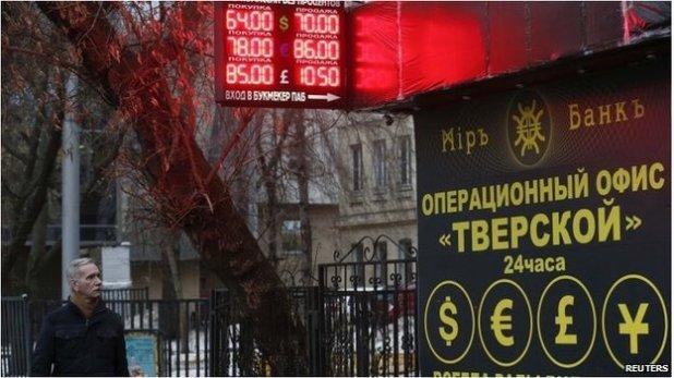 Kinh tế Nga tiếp tục chìm sâu trong suy thoái