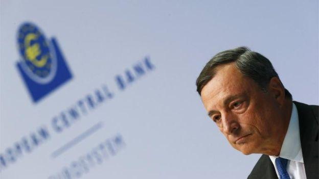 ECB sẽ tạm dừng QE vào dịp Giáng sinh