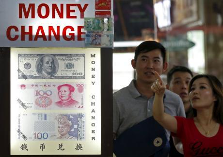 Trung Quốc lần đầu mở cửa thị trường ngoại hối cho tổ chức nước ngoài