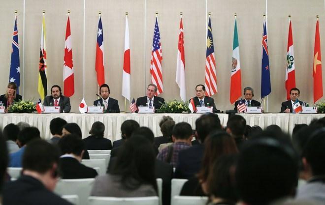 Hiệp định đối tác xuyên Thái Bình Dương chính thức được ký kết